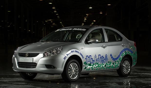 Greentech Automotive Makes Ambitious Electric Car Announcement