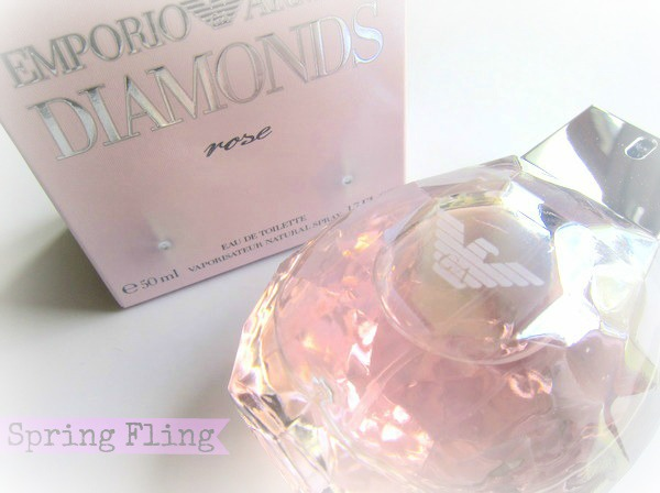 Armani Diamonds Rose SS13