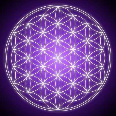 """Laser Cut Free Energy Symbol"" Found In Giza? FlowerOfLife"