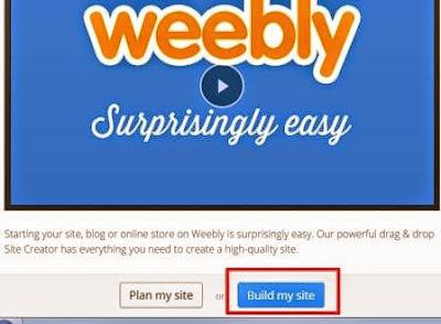 gambar 5 Cara Membuat Website Di Weebly