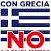 IU Mérida se suma a la concentración de apoyo a Grecia y anima a la ciudadanía emeritense a participar.