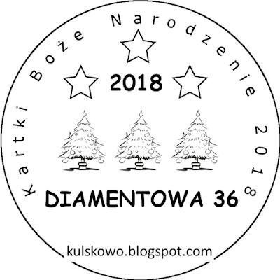 Diamentowa odznaka za 2018 rok