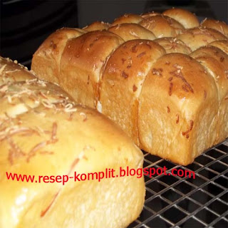 Resep Cara Membuat Roti Kasur