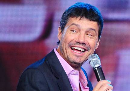 Showmatch gano 3 Martin Fierro
