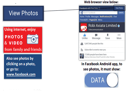 robi unlimited free facebook