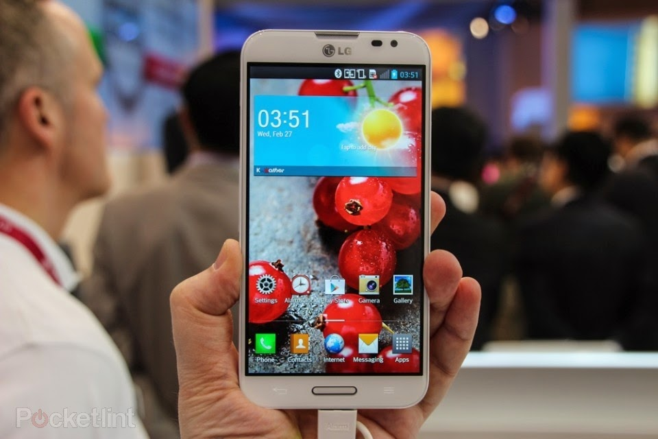 LG Launches G Pro 2