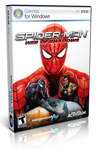 Spider Man Web of Shadows PC Full Español Descargar DVD9
