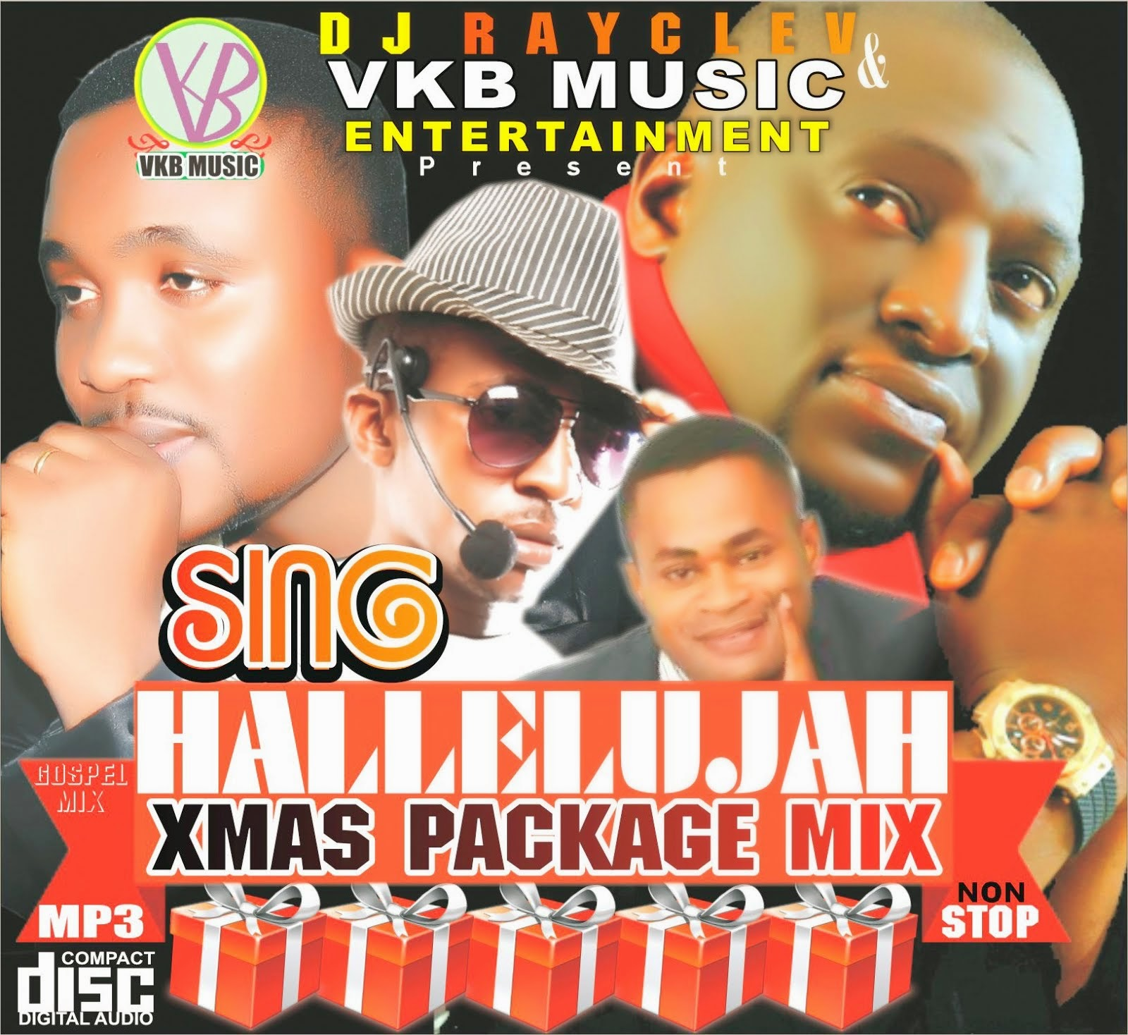 GOSPEL MIX: SING HALLELUJAH XMAS PACKAGE
