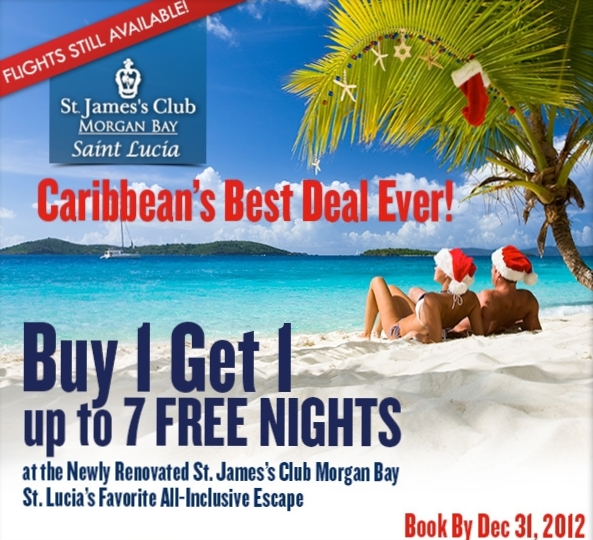 Travel The Caribbean Blog St Lucia Best AllInclusive Holiday - All inclusive caribbean deals