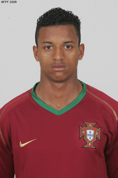 Top Football Players: Nani Football Profile and Pictures/Images