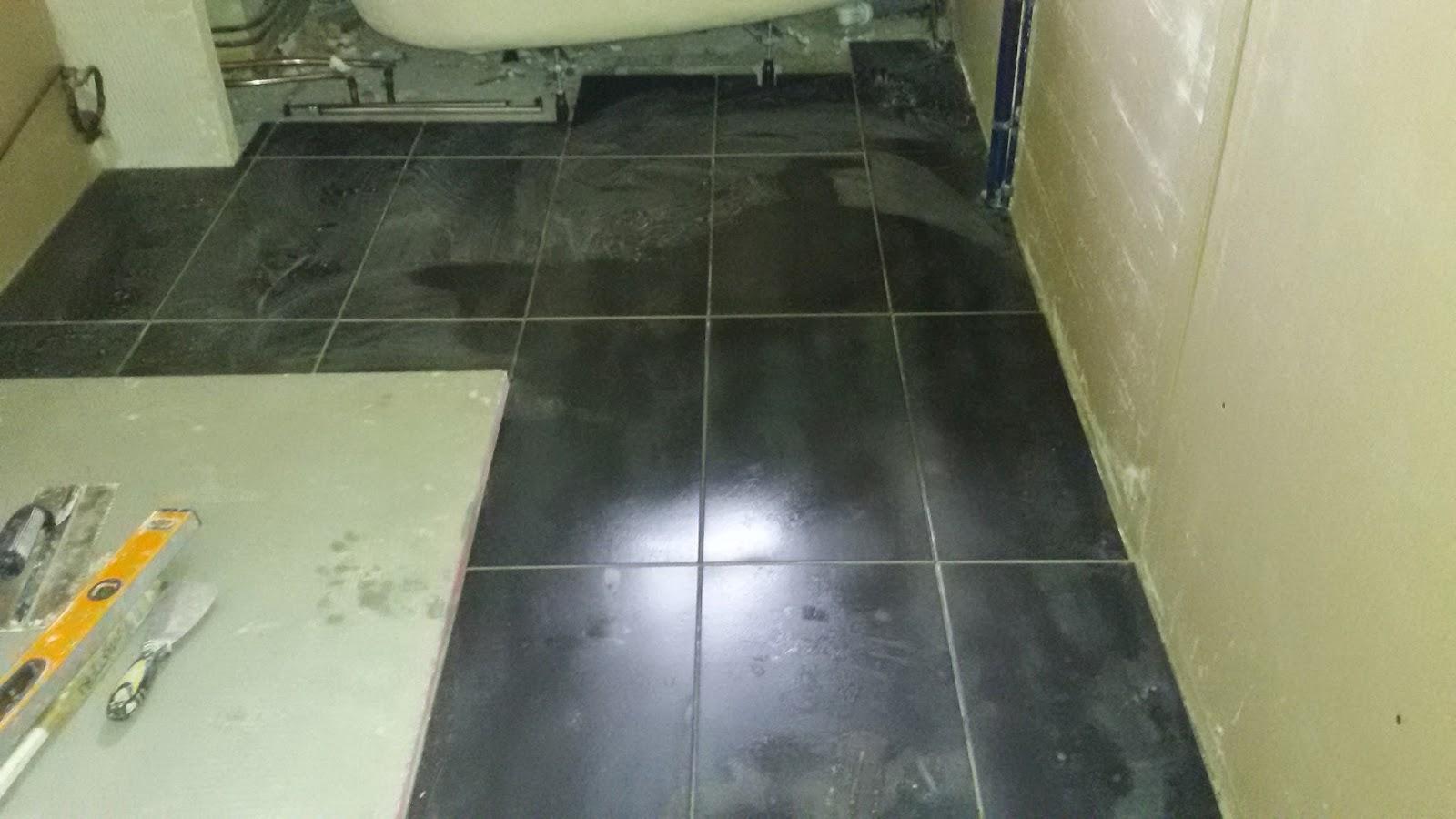 Pose Parquet Salle De Bain Comment Poser Du Carrelage Carrelage - Pose parquet salle de bain