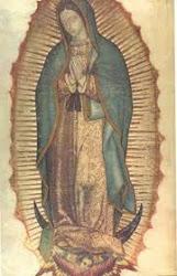 Vår Frue av Guadalupe, Mexico