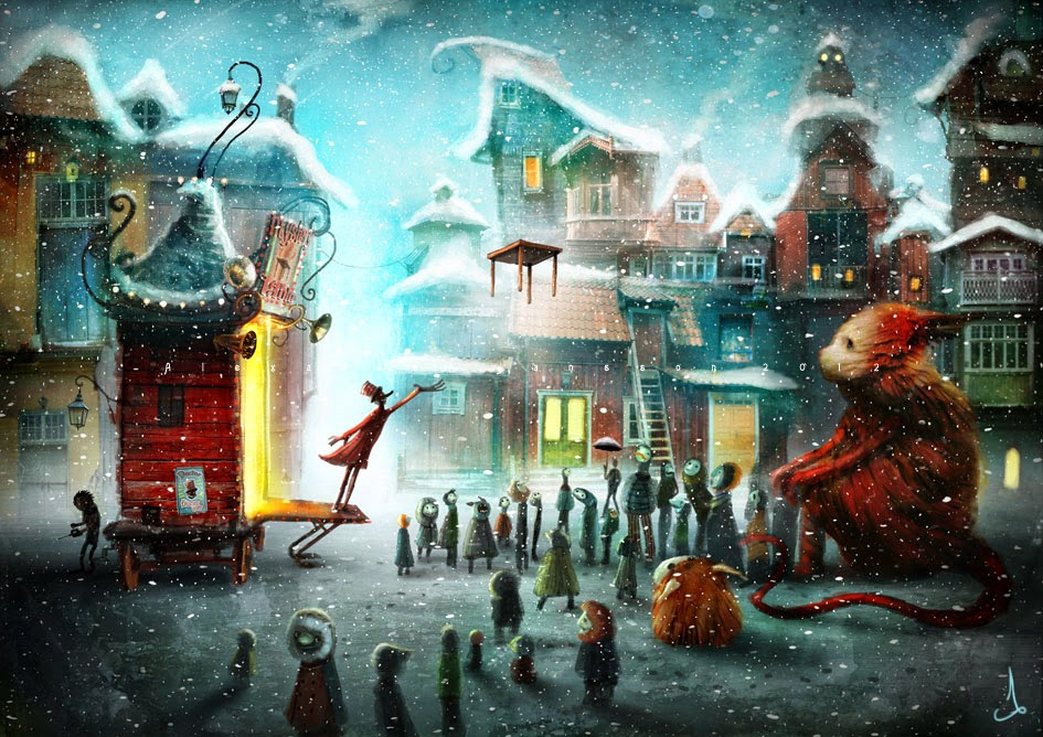06-Alexander-Jansson-Fairy-tale-Worlds-in-Surreal-Paintings-www-designstack-co