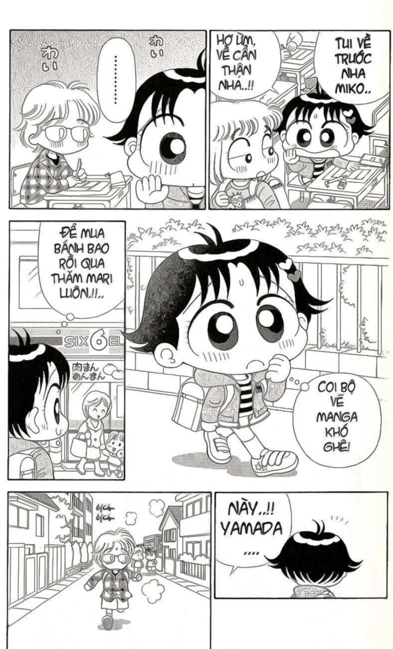 Kocchi Muite! Miiko chap 4 - Trang 6