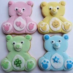 biscotti orsetti del cuore