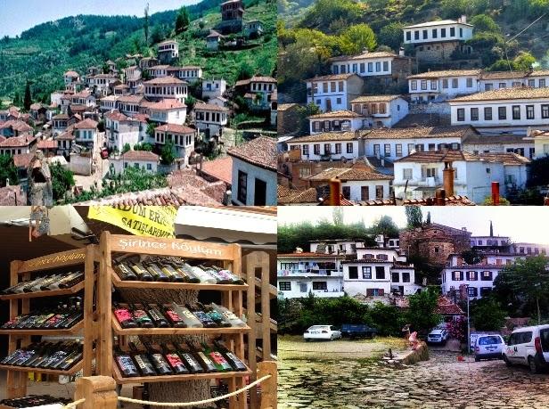 Şirince Köyü İzmir