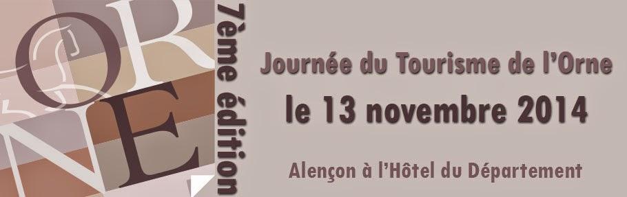 Journée du Tourisme - Orne 2014