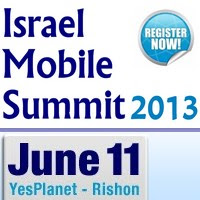 Israel Mobile Summit 2013