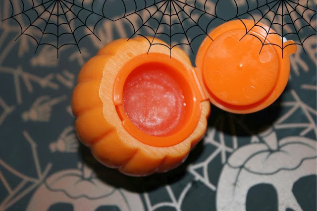 Halloween Pumpkin Lip Gloss