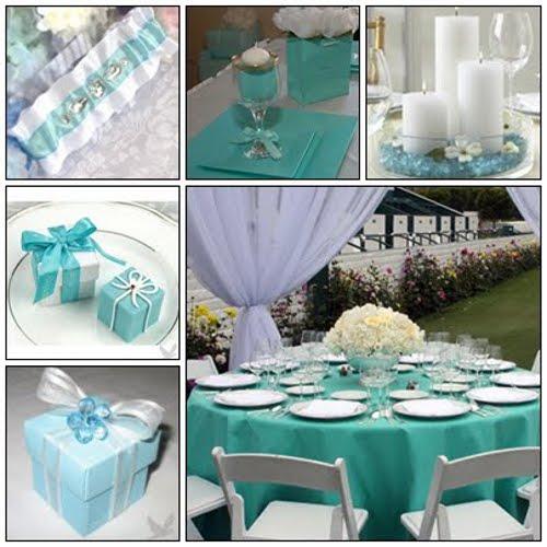 decoracao casamento azul tiffany:Jolie.NOIVAS: Decoração-Inspiração Azul Tiffany