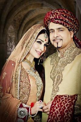 Reema Khan Wedding pictures pics