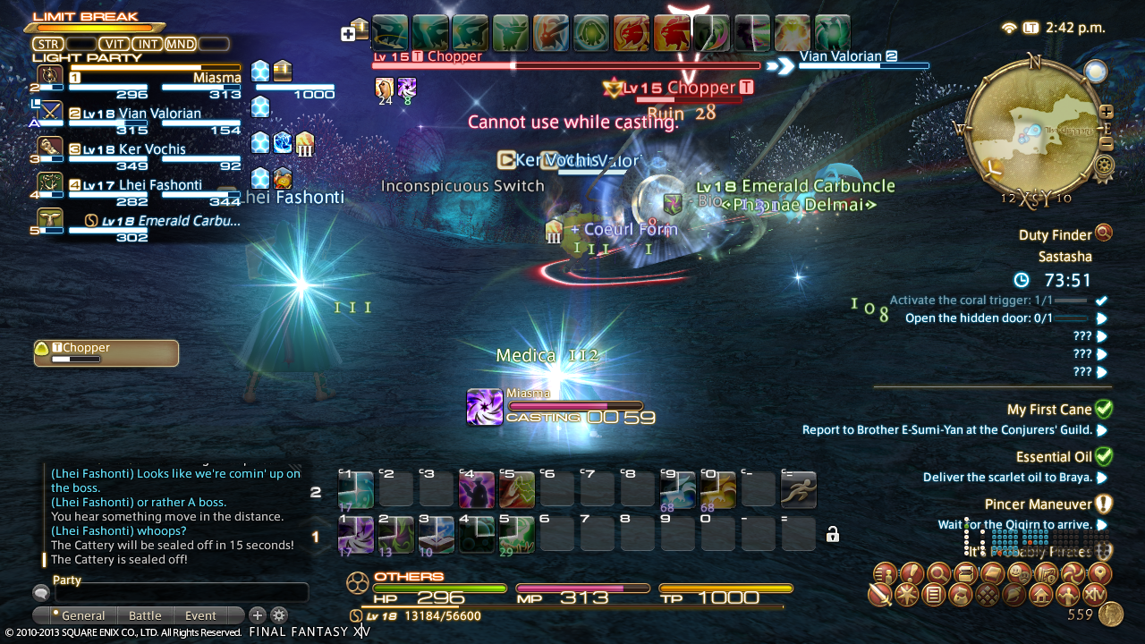 Ffxiv How To Make More Room On Hud