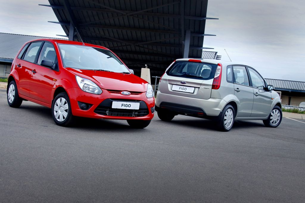 Ford Figo HD Wallpaper for iPhone