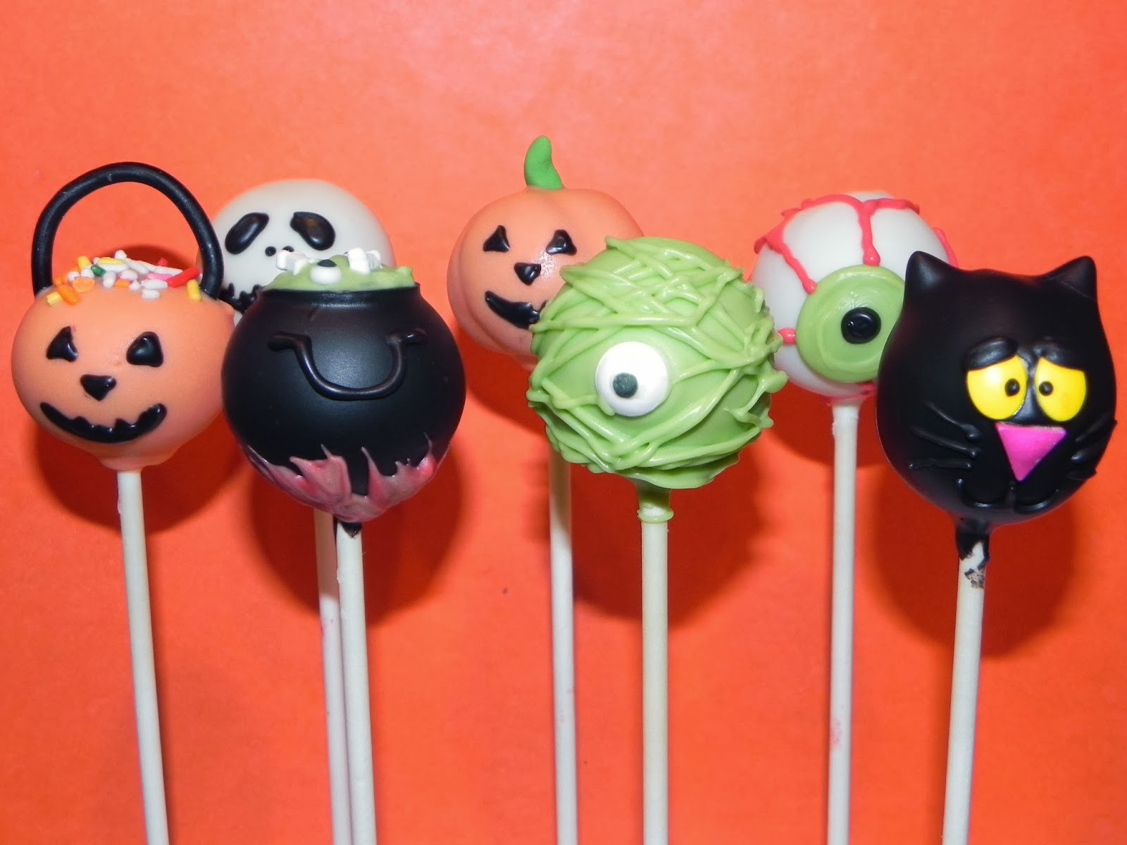 nashville's party popsjulie: halloween cake pops!!!