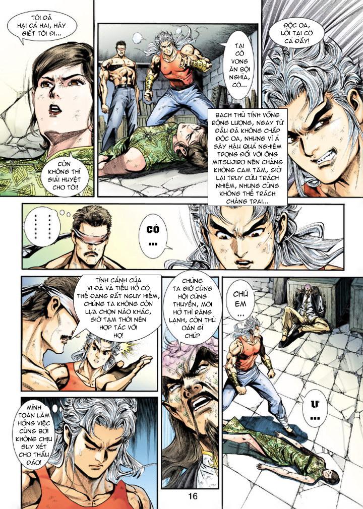 Tân Tác Long Hổ Môn chap 212 - Trang 16
