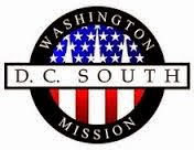 Washington DC South Mission Logo