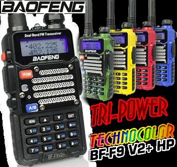 BaoFeng BF-F9 V2+HP