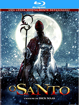 Filme Poster O Santo BDRip XviD Dual Audio & RMVB Dublado