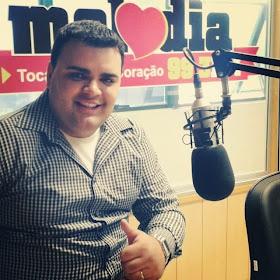 ENTREVISTA PARA MELODIA 99.3 FM MARINGÁ/PR