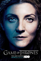 Game of Thrones posters - Catelyn