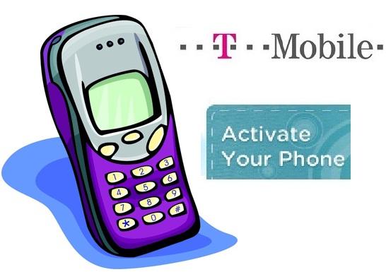 T-Mobile Prepaid Phone Activation