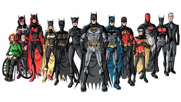 La Batfamilia