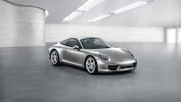 2012 Porsche 911 Carrera Coupe (911 not 998) Front & Rear Axles