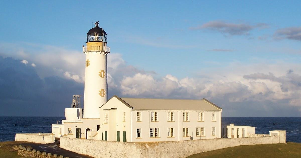 Fair Isle: Stevenson's South Lighthouse - Fair Isle - Northern ...