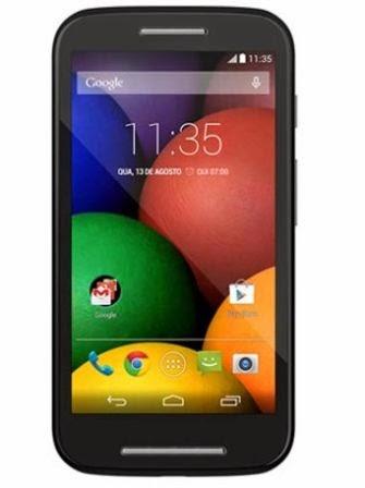 Inilah wujud dan spesifikasi Motorola Moto E
