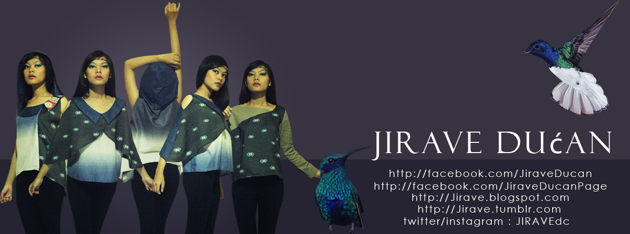 JIRAVE DC // it's how you wear it //