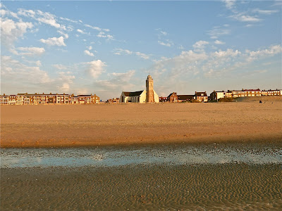 Strand en boulevard Katwijk aan Zee 30-9-2013