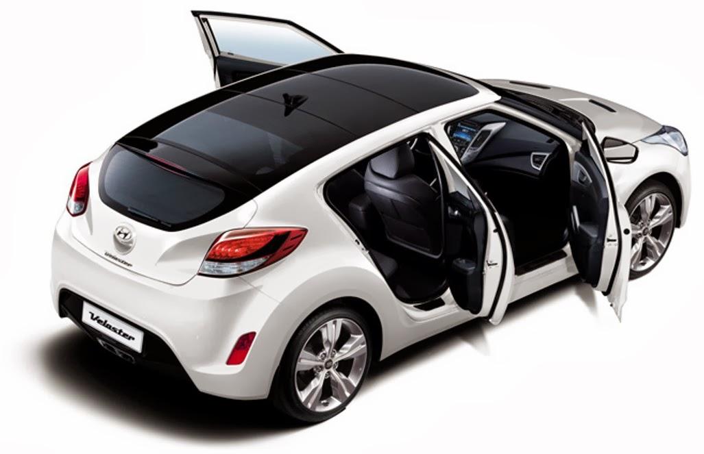 O Hyundai Veloster não é mais importado e vendido no Brasil