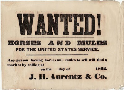 Civil War Letters of John W Derr Letter 35 City Point VA – Wanted Poster Letters