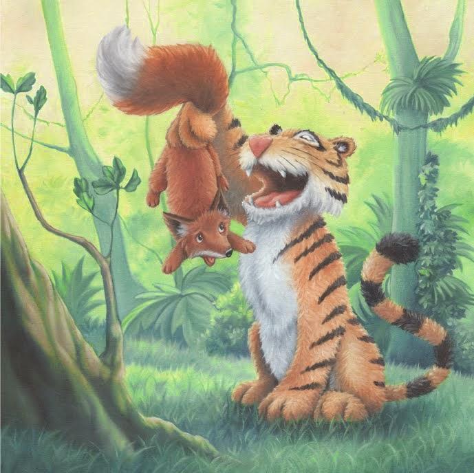 La volpe e la tigre