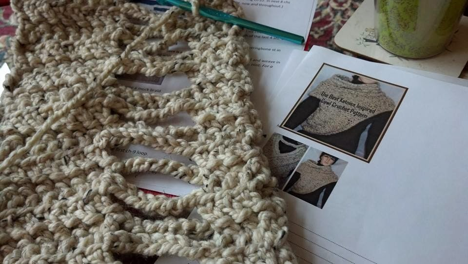 The Katniss Cowl Whats On The Make