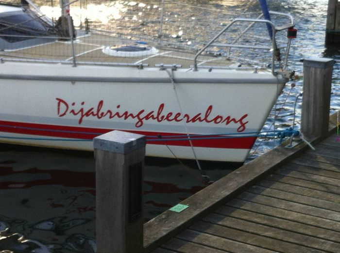Awesome Fishing Boat Names All The Best Fish In - Clever pontoon boat names