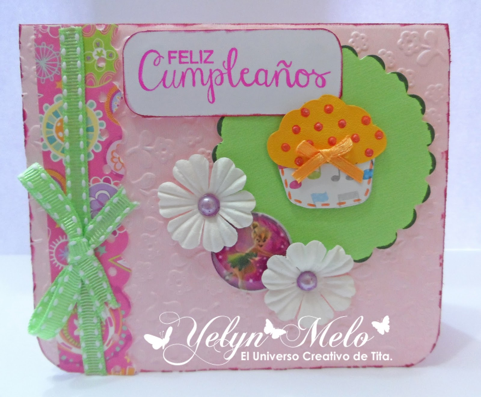 Tarjeta de cumplea os infantil con latinacrafter set - Targetas de cumple ...