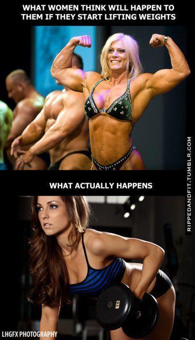 Féminas, como consegir un mejor fisico Fitnes+CLOILET