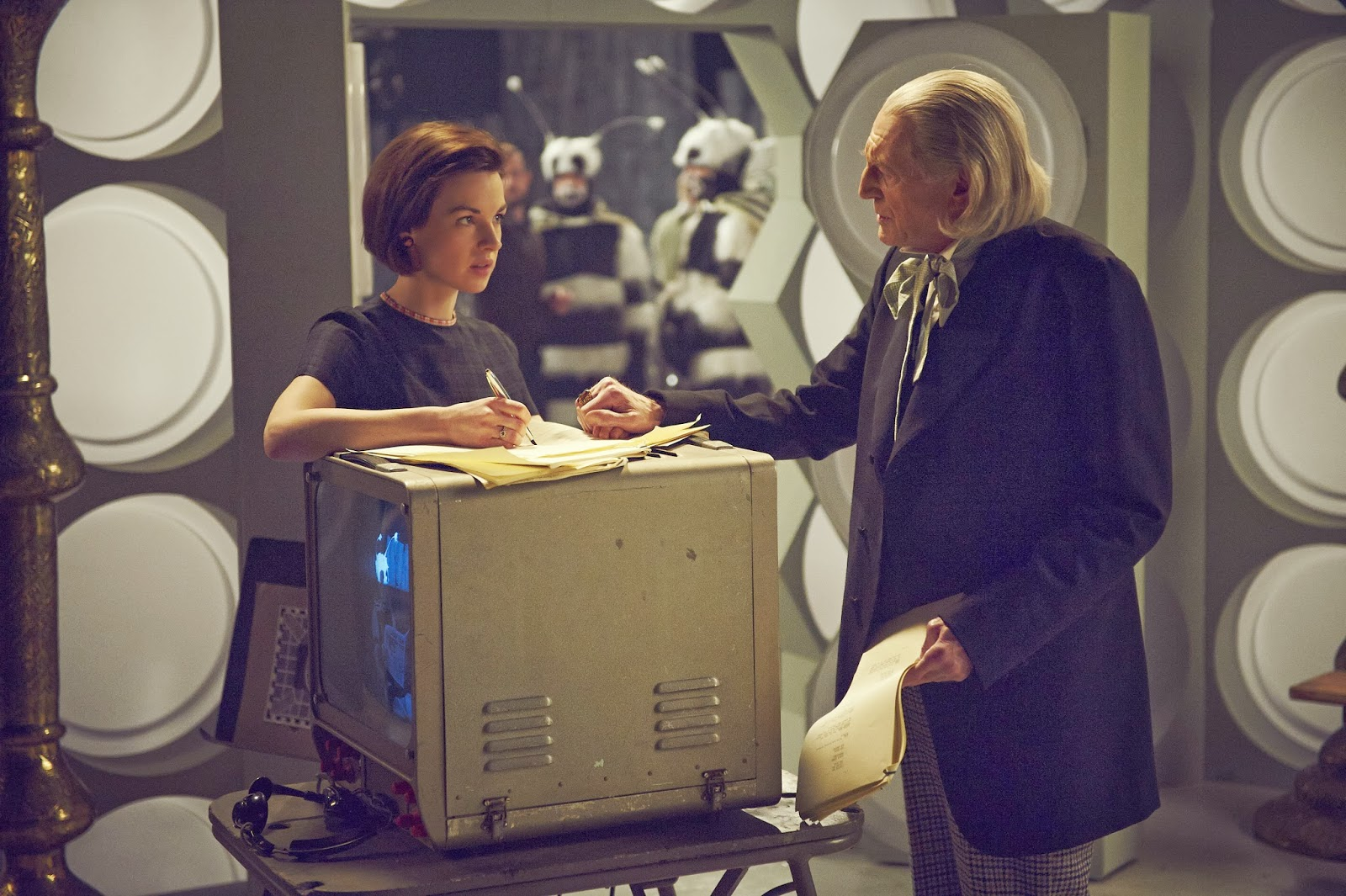 Blogtor Who: An Adventure in Space and Time promo pics Sacha Dhawan 24