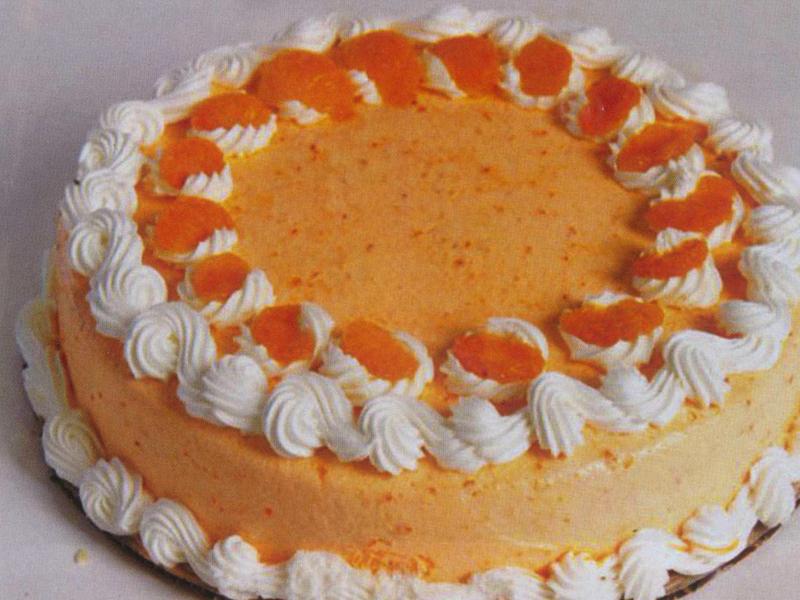 Kuliner Salsabila: Resep Orange Cake